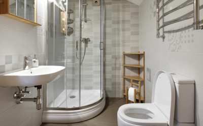 How to Optimize Space in a Small Bathroom