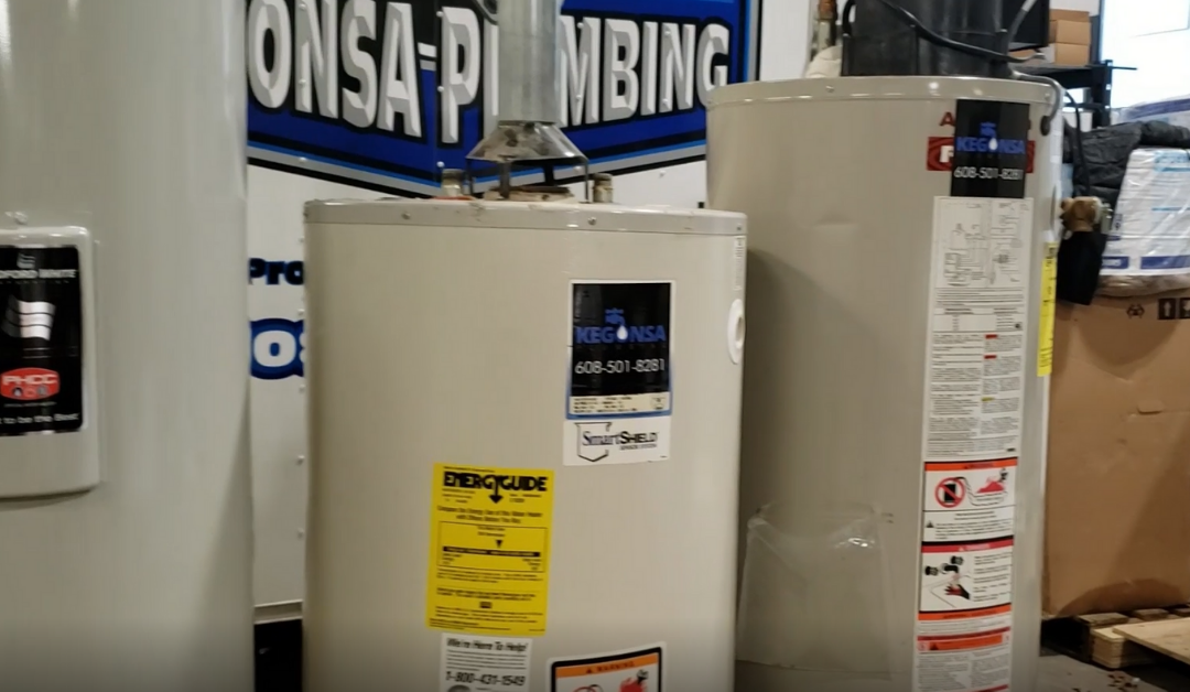 Quick Guide to 4 Common Water Heaters
